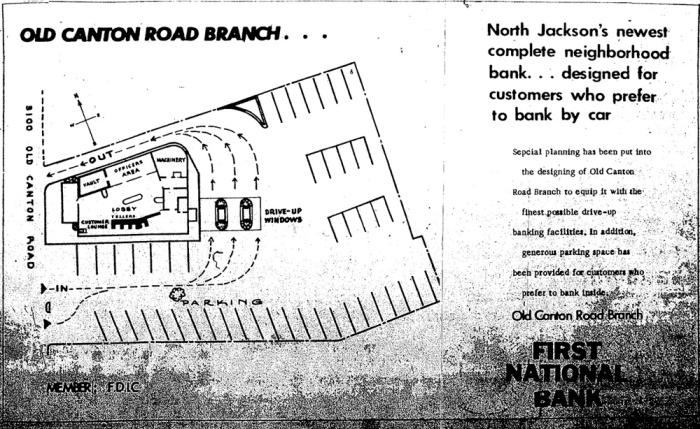 First National Fondren Northside Reporter 1-19-1956