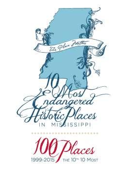 10 Most 2015 100 Places logo