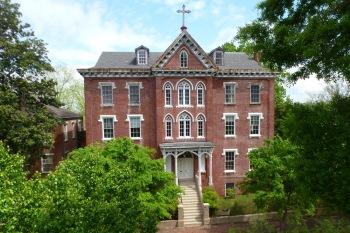 St. Francis Xavier Convent, Vicksburg (1868)