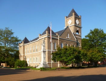 Tallahatchie County Courthouse, Sumner