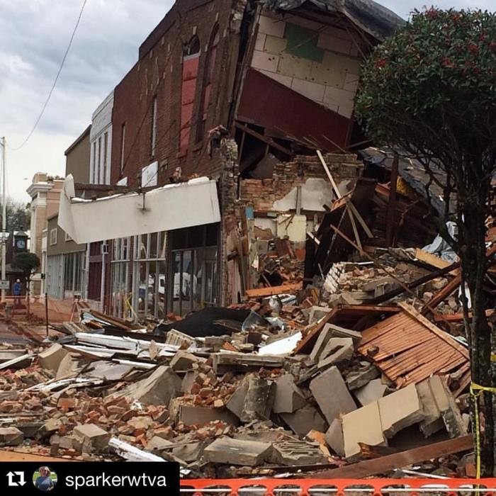 Okolona Bank Collapse