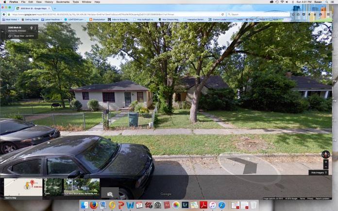Birch Street StoneKote houses 2