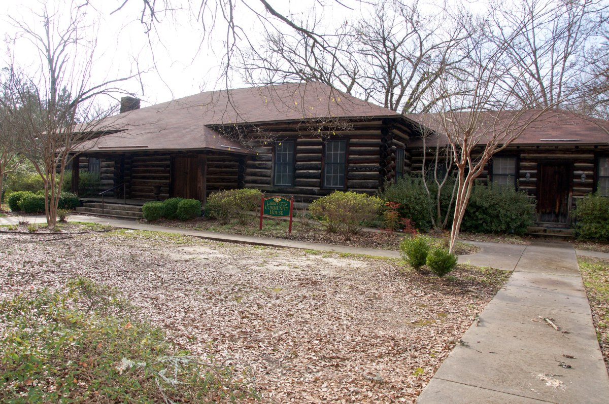 New Deal in Mississippi: Carrollton Community House