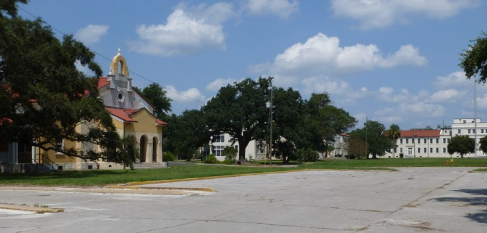 former Gulfport VA Hospital, proposed to be Centennial Plaza using historic preservation tax credits.