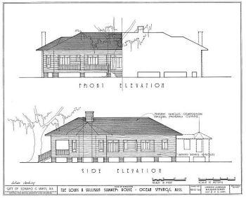 Sullivan cottage