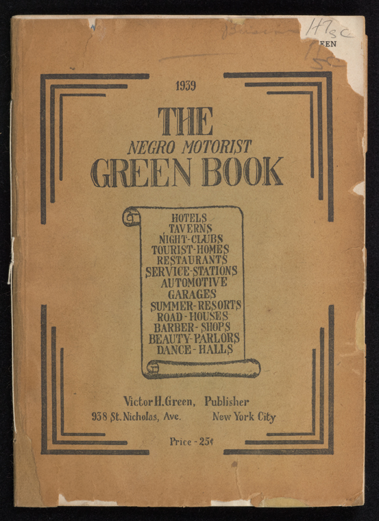 1939 Green Book