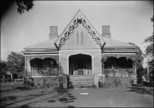 Manship House. Photograph by James Butters, 1936 (HABS No. MS-68-1)