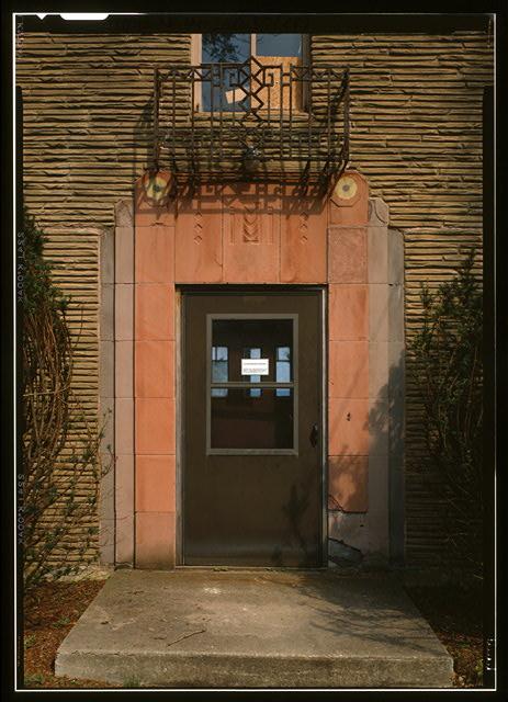 original entrance