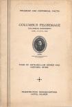 1940 Columbus Pilgrimage Cover