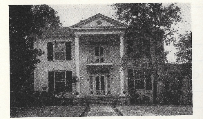 1940 Columbus Pilgrimage Page 10a - Maydrew Manor