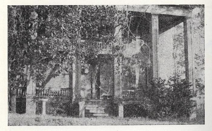 1940 Columbus Pilgrimage Page 18a - Meek Home