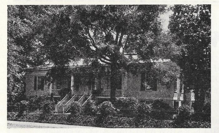 1940 Columbus Pilgrimage Page 38a - Woodward House