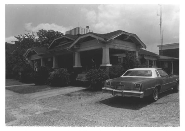 512 3rd Avenue, North, Columbus Central Commercial Historic District, Columbus, MS - Kenneth P'Pool, MDAH, Photographer, June 1979