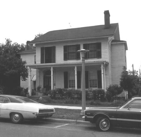 612 2nd Avenue, North, Columbus Central Commercial Historic District, Columbus - Kenneth P'Pool, MDAH, Photographer, June, 1979
