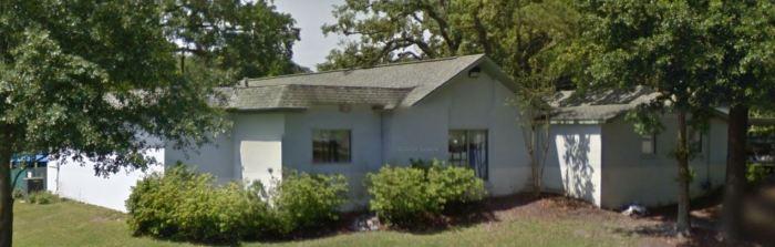 fmr Okeefe Funeral Chapel. Ocean Springs, Mississippi. C.H. Lindsley Architect 1961