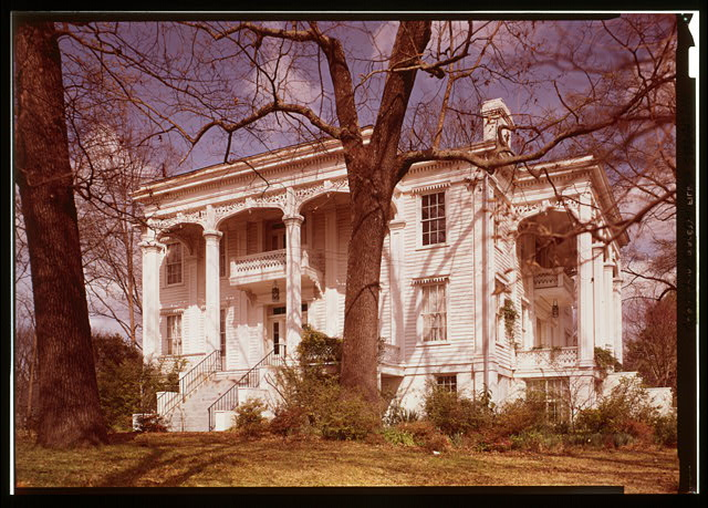 Thermerlaine, 510 North Seventh Street, Columbus - Historic American Buildings Survey HABS, Jack E. Boucher, Photographer, March 1975