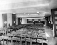 Hurricane Room- Buena Vista Hotel ca. 1956- Mississippi State University Digital Archive CHARM collection