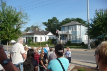 Historic East Howard Avenue Walking Tour 2016