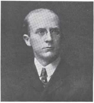 Rathbone E. Debuys c.1920 from The Rudder periodical April 1920