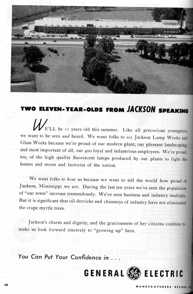 General Electric Jackson