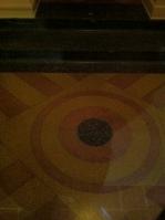 Terrazzo Floor, Vestibule