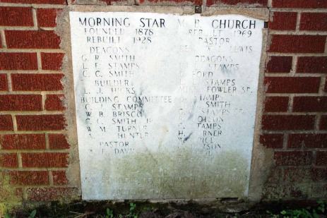 Morning Star M.B. Church, Hinds County