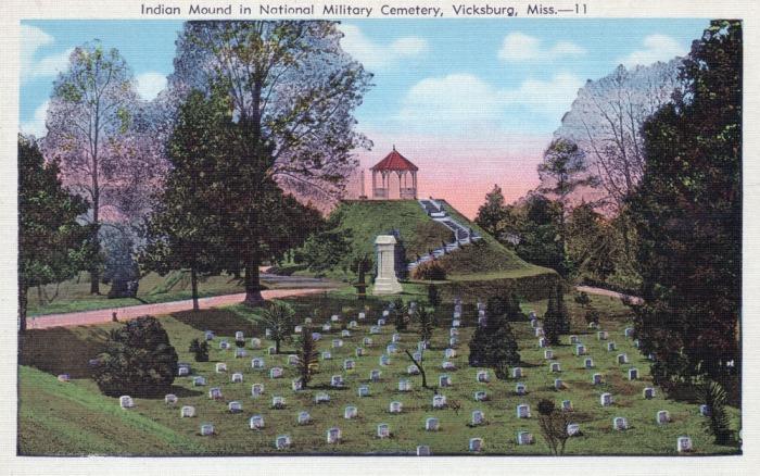 VicksburgNMPIndianMound
