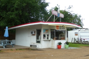 Dairy Freeze. Crystal Springs, Copiah Co. Miss August 2016