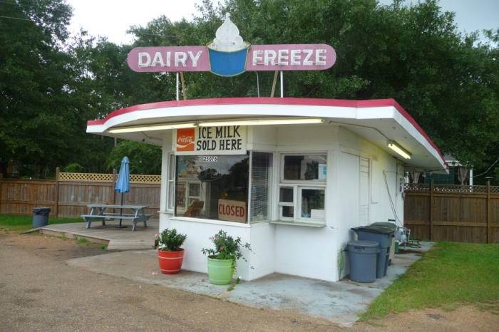 Dairy Freeze. Crystal Springs, Copiah Co. Miss August 2016 (4)