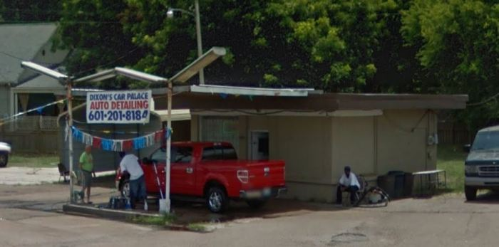 fmr Gas Station Crystal Springs, MS Google Street View, June 2016 accessed August 24, 2016