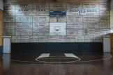Lena School Gym. Lena, Leake County Jennifer Baughn, MDAH accessed from MDAH HRI db 9-12-16