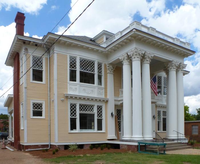 Merrill-Maley House, September 2016.