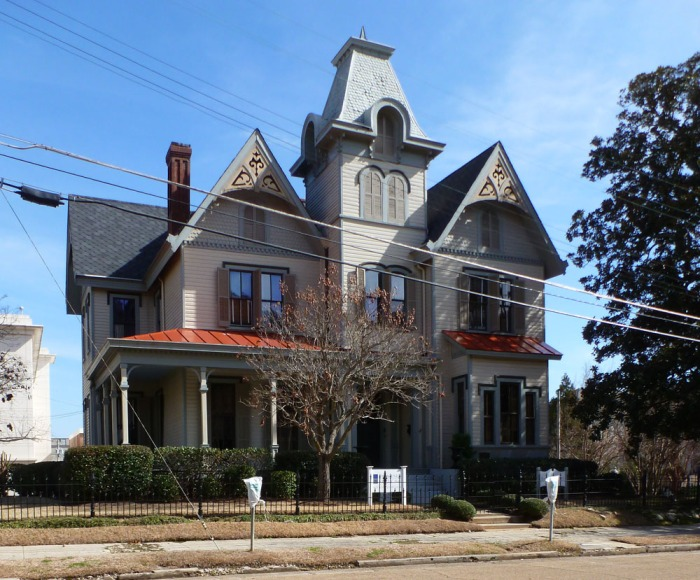 Bishop Galloway House, Jackson (1889)