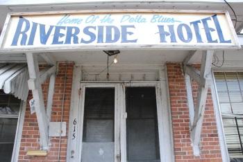 Riverside Hotel, Clarksdale