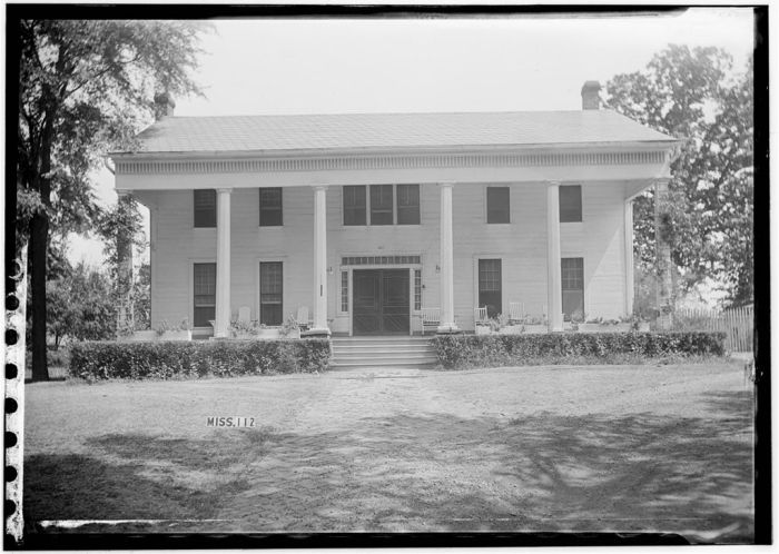 East Elevation, June 27, 1936. James Butters, HABS photographer.