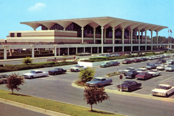 Memphis International Airport, photo courtesy FlyMemphis.com