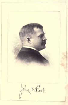 John Wellborn Root c.1890 Image from John Wellborn Root: A Study of His Life and Work by Harriet Monroe