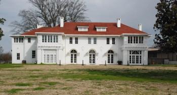 Cutrer Mansion, Clarksdale (1916, Hanker & Cairns, archts.)
