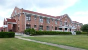 Ross Hall (c.1919), William Carey College, Hattiesburg. Photo June 2013.