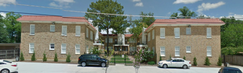 950 North Street Jackson, Hinds County June 2014 Image from Google Street View accessed 3-7-17