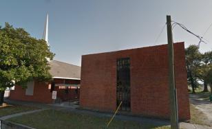 First Christian Church Gulfport Harrison County google street view Nov. 2016