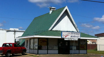 former Chicken Chef restaurant 14th St. Pascagoula, Jackson County, Miss. 2012