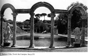 Hadrian's Villa, c.120 A.D.