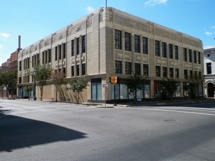 Kress Building Hattiesburg Forrest County, MS 10-12-2012 from MDAH HRI accessed 4-24-17