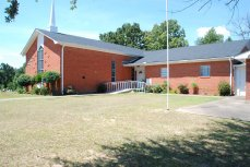 Mt. Zion United Methodist Church Neshoba County 2015 (MDAH HRI database)