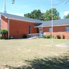 Mt. Zion United Methodist Church Neshoba County 2015 (MDAH HRI database)