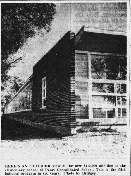 Addition to elementary school Clarion_Ledger_Tue__Nov_16__1954_