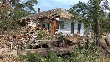 Tornado Damage Durant, Miss. 2017 from MPB News