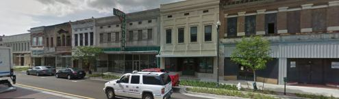 Capitol Street Lofts Jackson, Mississippi