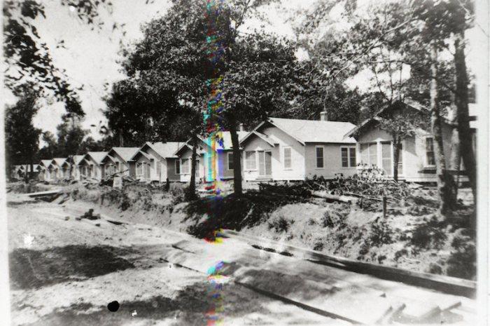 Humble Texas camp houses